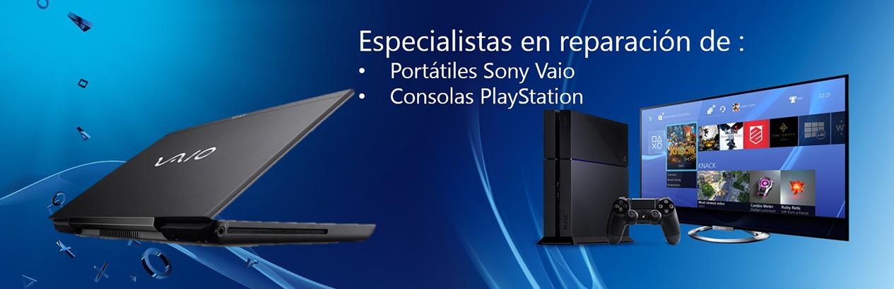 Reparaci n de computadores port tiles y consolas sony for Reparacion de portatiles en barcelona